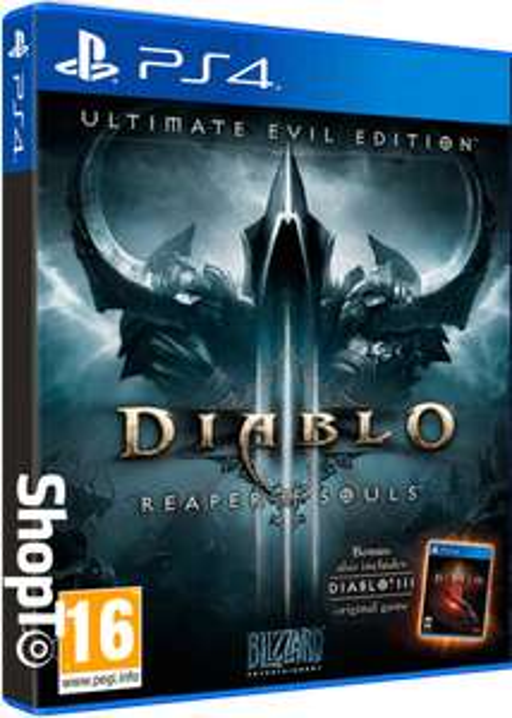 [PS4/Xbox One] Diablo III Ultimate Evil Edition - £11.86 - Shopto (& eBay)