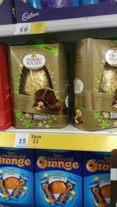 £5 Ferrero Rocher Egg & 3 Chocs (212g) @ Tesco In-store and Online