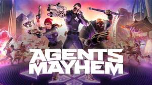 Agents of Mayhem (PC Steam) £6.07 (using code) at Fanatical