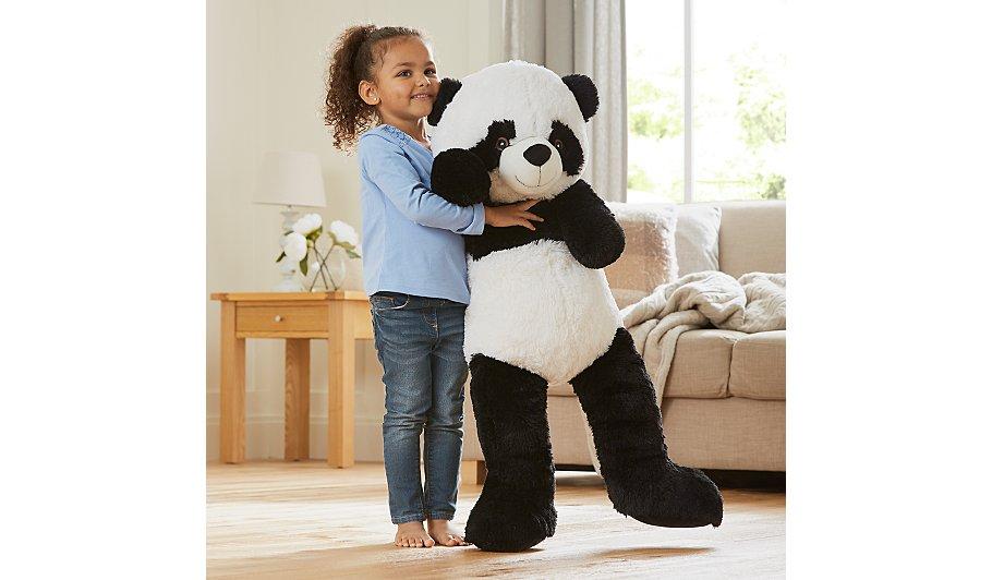 Giant 1 metre high toy panda \ Elephant \ Unicorn £10 @ Asda