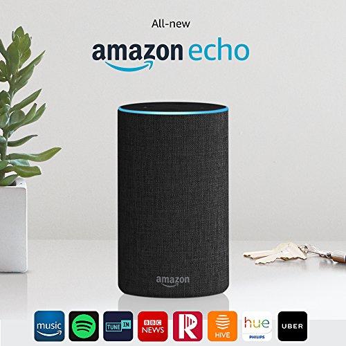 2x Amazon Echo 2nd gen @ Amazon Student Prime - £118.98