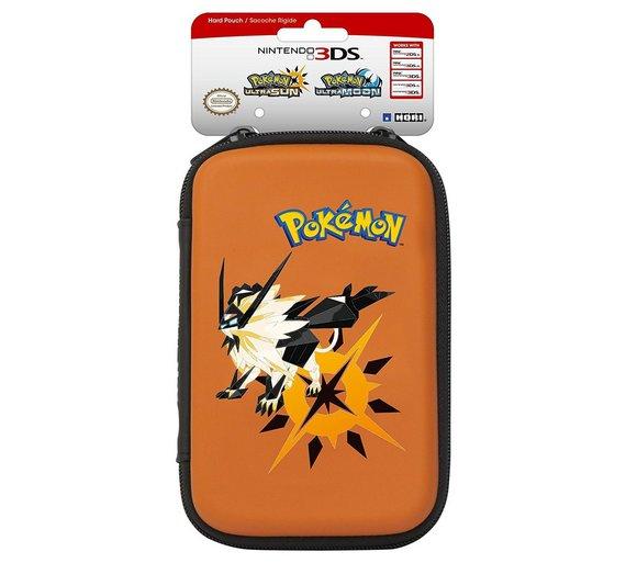 Pokemon Sun and Moon Nintendo 2DS XL/3DS XL Case - £11.99 @ Argos
