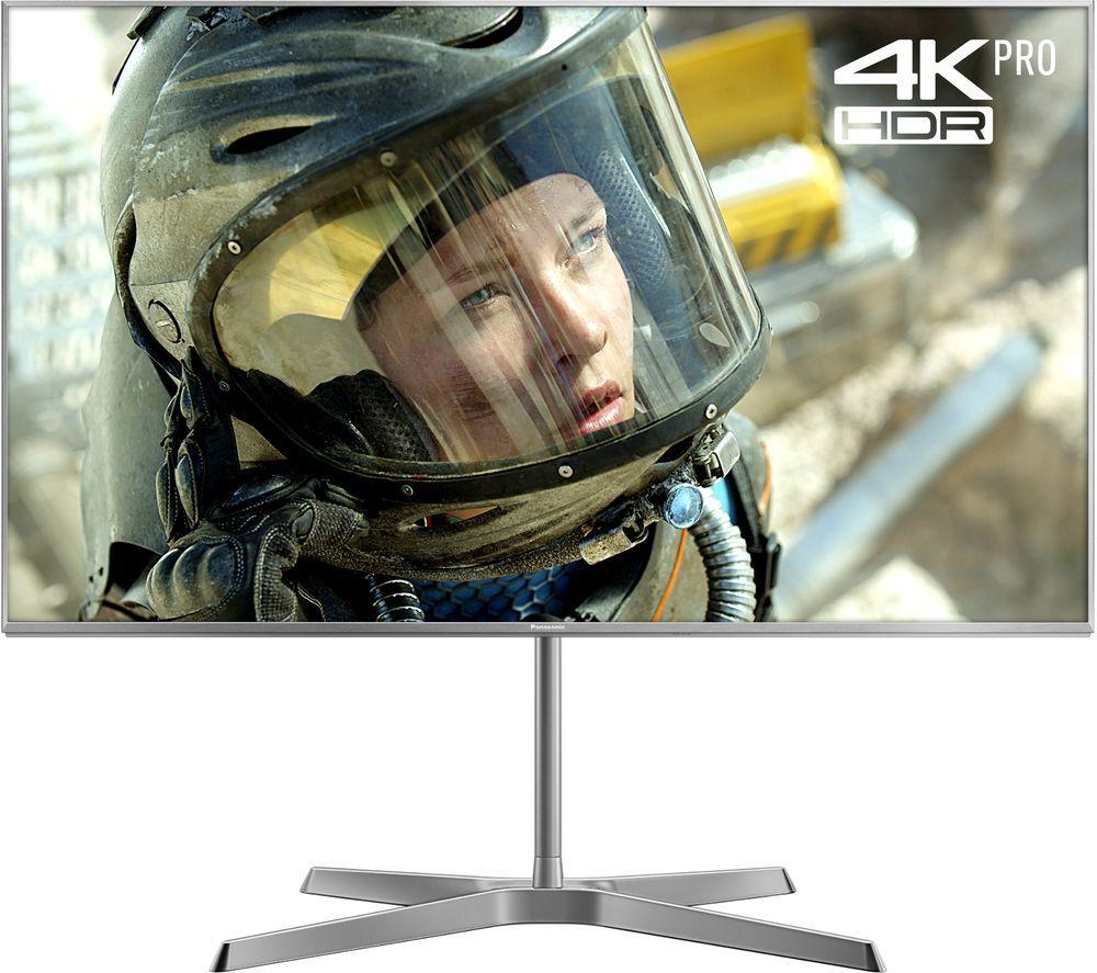 "PANASONICTX-58EX750B 58"" Smart 3D 4K Ultra HD HDR LED TV £999 @ currys"