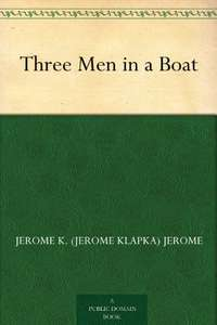 Three Men in a Boat - Kindle Free