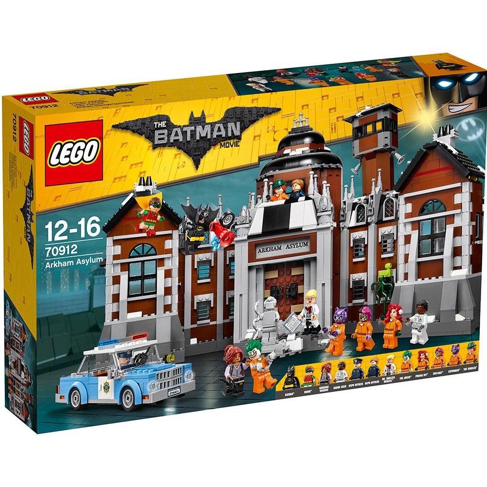 The Lego Batman Movie Arkham Asylum - £84.99 instore @ Toys R Us