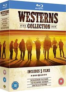Classic Westerns Collection [Blu-ray] Amazon Prime [11.99] Non-Prime [13.98]