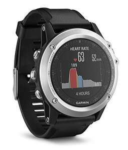 Garmin Fenix 3 HR GPS Multisport Watch with Outdoor Navigation and Wrist Based Heart Rate @ Amazon.es delivered - £259