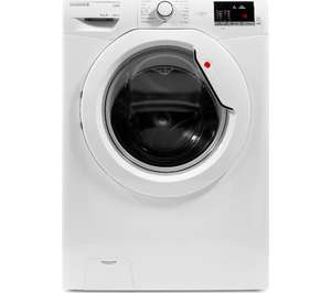 UK's Lowest price £50 OFF HOOVER Dynamic Link DHL 1482D3 NFC 8 kg 1400 Spin Washing Machine - White £249.99 @ currys