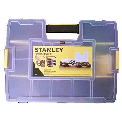 Stanley 194745 Sortmaster Organiser £5  (Prime) / £9.75 (non Prime) at Amazon