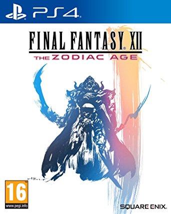 Final Fantasy XII Zodiac Age PS4 £12 at Tesco