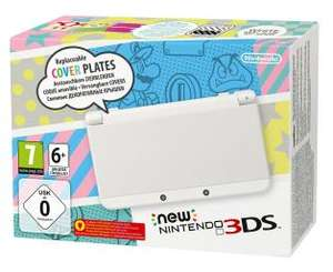 Used New Nintendo 3DS Console White - £79.99 @ GraingerGames