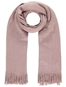 Womens Oversized Soft Knit Scarf @ George (Free C&C) - £4