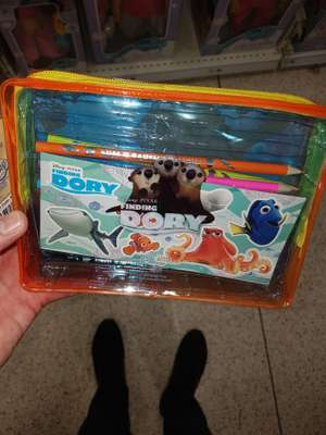 Finding dory stationery set - 50p instore @ Wilko (Liverpool)