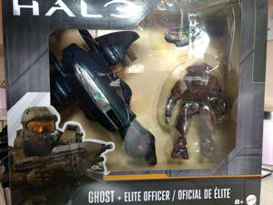 Halo Ghost and Elite Officer toy £15 at  Toys R Us instore (Oldbury)