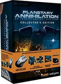 Planetary Annihilation - Collector's Edition PC with Logitech G300 Mouse £19.99 at GAME