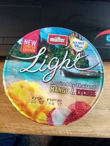 Muller lights 10 for £3.00 @ morrisons instore and a new flavour