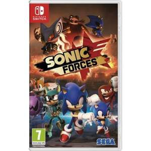 Nintendo switch sonic forces game - £23.99 @ 365Games