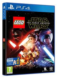 Its back again now reduced on amazon aswell!! Lego Star Wars: The Force Awakens PS4 - £10.00 (Prime) £11.99 (Non Prime) @ Amazon