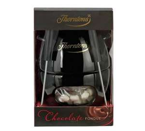Thorntons Chocolate Fondue Gift Set £7.99 Argos