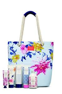 Joules Wonderful Weekend Bag now £16 at Boots.com