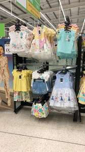 Asda George children's spring clothing all £6 instore
