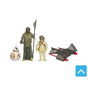 Star Wars The Force Awakens 3 Figure Packs - £9.80 delivered @ Tesco Direct / Sold by The Entertainer