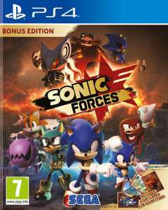 Sonic Forces - Bonus Edition (PS4) £16.95 @ TheGameCollection via eBay