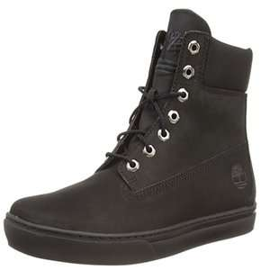 Timberland Newmarket II Mens Black Boots £40 (£36 Student Prime) @ Amazon