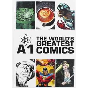 A1 The Worlds Greatest Comics (Hardback Book) £2.80 Free C&C @ The Works