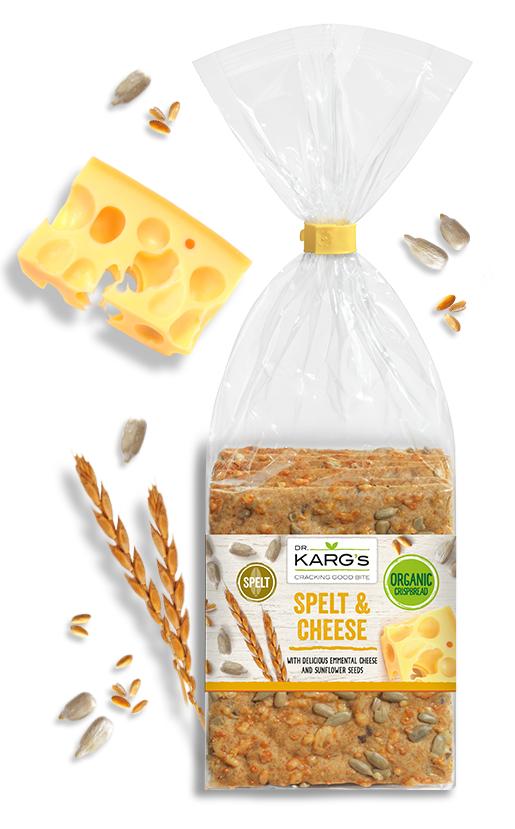 Dr. Karg Organic Spelt crispbreads RRP £2.00 39p @ Home Bargains - Chelmsford