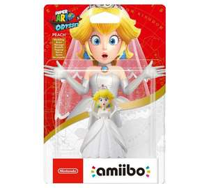 Peach Wedding Outfit Amiibo £7.99  @ Argos Clearance Deal