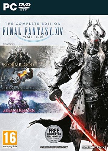 Final Fantasy XIV Online Complete Edition (PC CD) £16.99 Prime £18.98 Non Prime @ AMAZON