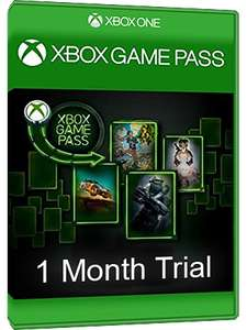 Xbox Game Pass one month trial - £1.78 @ mmoga