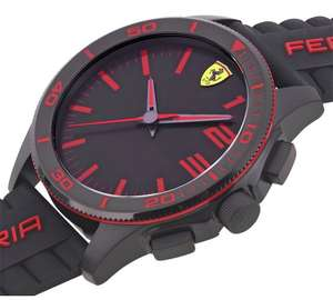 Ferrari Scuderia Ultraveloce Smart Watch £93.99 @ Argos