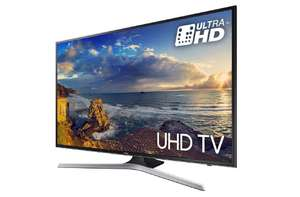 Samsung UE40MU6120 40 inch 4K Ultra HD Smart HDR LED TV TVPlus £369 @ richer sounds