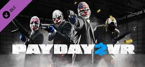 PAYDAY 2  VR Official release (Oculus Rift, HTC Vive & WMR) Free to existing owners of payday 2 @ steam
