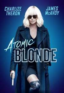 """Atomic Blonde"" iTunes rental 99p"