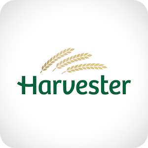 50% of mains on Monday 19th and Tuesday 20th March 2018 @ Harvester via voucher (in app or claim one from their email)