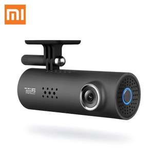 Xiaomi 70 Minutes Car Dash Cam 2.9 Inch 130 Degree 1080P DVR Full HD Wireless Night Version G-Sensor Driving Recorder £28.59 @ AliExpress / HighLife Store