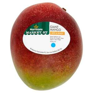 Ready To Eat Giant Mango £1 @ Morrisons