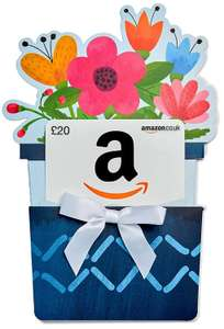 Get a £6 Promo Code with First* Purchase of Amazon Gift Cards