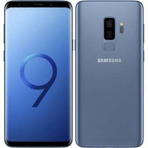 Samsung Galaxy S9 G960FD Dual Sim 4G 64GB - Lilac Purple/ Coral Blue / Midnight Black £589.99 @ Toby Deals