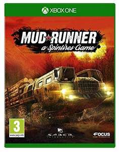Spintires MUDRUNNER Xbox One / PS4 @ Amazon for £20.99 delivered