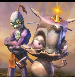 Oddworld: Munch's Oddysee (+ More in desc) 89p @ PlayStore