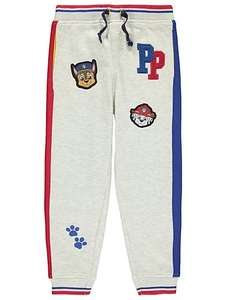 Paw Patrol joggers age 3-4, now £4 Was £8 @ Asda