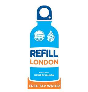 Refill London - Free Tap Water for Londoners!