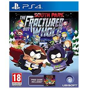 South Park: The Fractured But Whole , PS4, £16.50 (pre-owned) delivered @ Amazon Sold by Music Magpie
