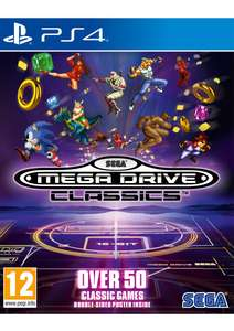 SEGA Mega Drive Classics (PS4/Xbox One) £24.85 Delivered (Preorder) @ Simply Games