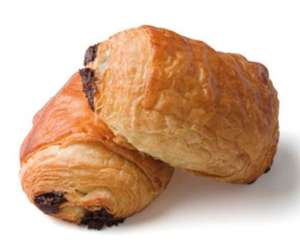 Lidl In Store Bakery - £1 for 3 x Pain au Chocolat or Apple Turnover or Double Chocolate Chip Cookie