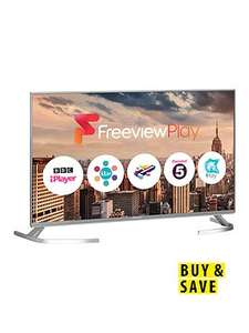 "TX-58EX700B 58"" Panasonic Smart LED TV for £599.99 (£539.99 for new customer account) @ Very"